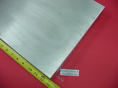 34 X 12 Aluminum 6061 Flat Bar 13 Long Solid T6511 Plate Mill Stock