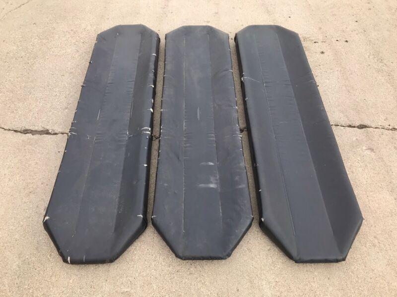 LOT OF 3 Stryker MX-PRO Stretcher Mattress Pad Ferno