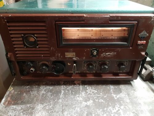 German military RFT radio receiver Dabendorf