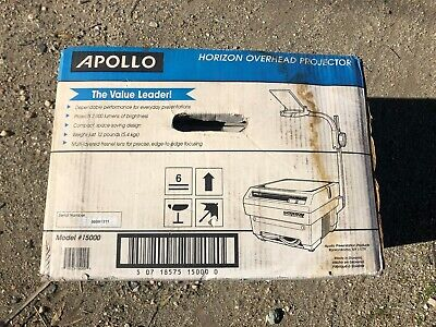 Apollo 15000 Horizon Overhead Projector