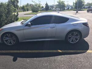 2010 Genesis Coupe 3.8GT