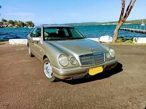 1998 Mercedes-benz E240 Classic 5 Sp Automatic 4d Sedan