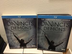 Davinci's Demons (English only) Blu-Ray Saison 1