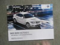 BMW 318Ci 320ci 325ci 330ci E46 Coupé Prospekt 3//2002 M Sportpaket Individual