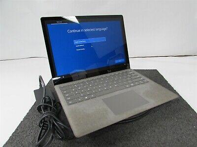 """Microsoft Surface Laptop 1st Gen 13.5"""" Intel i7-7660U 512GB SSD 16GB Ram W10P"""