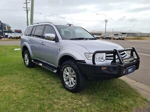 2014 Mitsubishi Challenger LS Turbo Diesel - Low Klms 4x4 Auto!  Garbutt Townsville City Preview