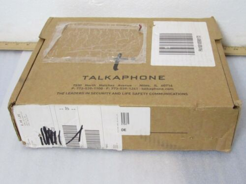 Talkaphone ETP-400 Single Button Emergency Phone [CTA]