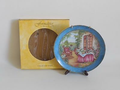 Formalities by Baum Bros Decorative Pane 'The Aperitif' Provence Collection New