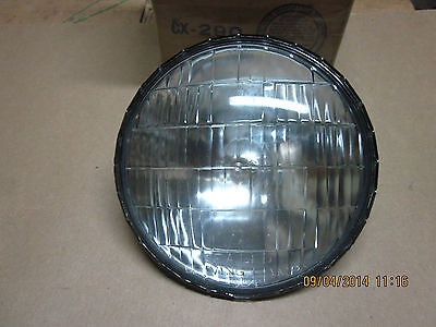 GM DRIVING LAMP SEALED UNIT CIRCA 40'S 50'S NOS