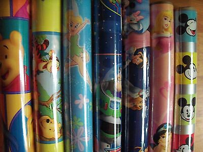 Disney Wrapping Paper Ambassador 15 sq ft 30