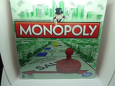 Monopoly Modular Original De Hasbro Juego De Mesa Nuevo Sellado Espa Ol