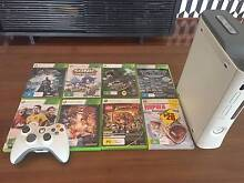 XBOX 360 and 9 GAMES - EXCELLENT CONDITION (some unopened) Abbotsford Canada Bay Area Preview