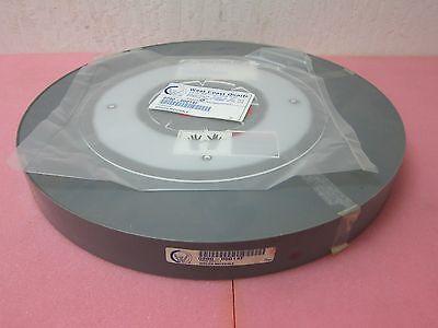 AMAT 0200-00014, Cover Quartz, 100mm, XTAL, Partial Texture