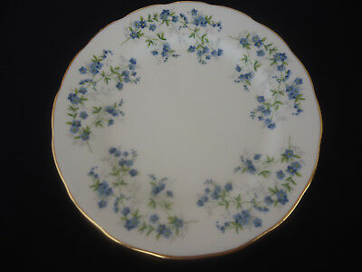 Queen Anne Bone China (queen anne bone china sonata forget me nots  8598 bread & butter plate)