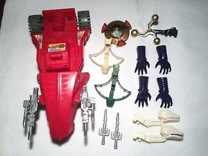 Masters of the Universe vehicle, parts and accessories