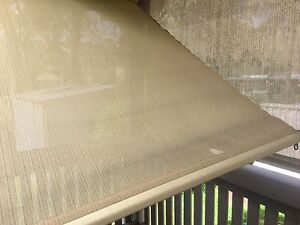 Outdoor shade screens Tuggerah Wyong Area Preview