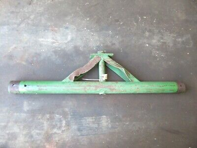 John Deere Mt Wide Front Axle Tube - Rare Am1379t