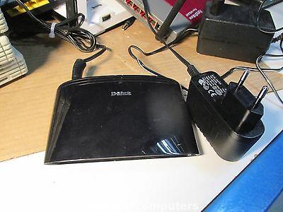 D-Link DES-1005D Ethernet Network 5x Port 10/100 Mbps Network Switch INC PSU