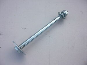 NEW FRONT END CROSS MEMBER TO ENGINE BAY CHASSIS OUT RIGGER BOLT TO HD HR HOLDEN
