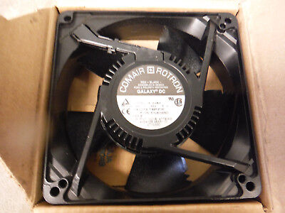 Comair Rotron 031075 125mm High Flow Electric Fan - 24 V Dc
