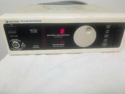 Nellcor Patient Monitor Pulse Oximeter N-1000