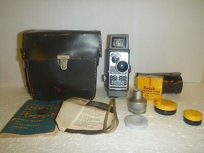 Vintage Bell & Howell 8mm Movie Camera Electric Eye