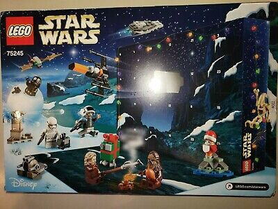 NEW LEGO STAR WARS 75245 CHRISTMAS ADVENT CALENDAR DISNEY 24 GIFTS COLLECTORS