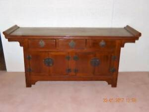 Antique Chinese sideboard Henley Hunters Hill Area Preview