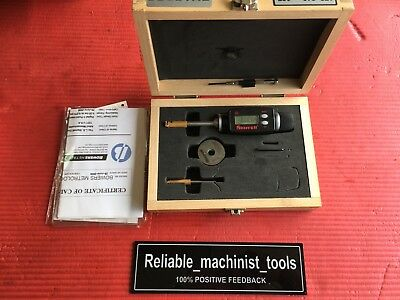 Starrett Digital Borematic Inside Micrometer Intrimik 14-38 In S780xtcz