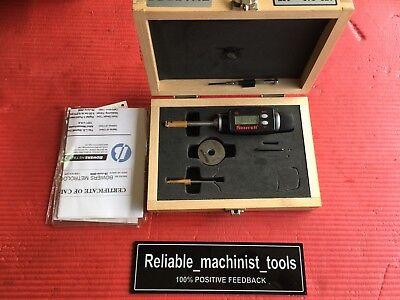 Starrett Digital Borematic Inside Micrometer Intrimik 14-38 In S780xtcz