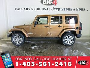 2011 Jeep Wrangler Unlimited 70th Anniversary Edition!