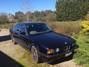 BMW 525i Sedan, LPG + Rego! Must Sell! Mornington Mornington Peninsula Preview