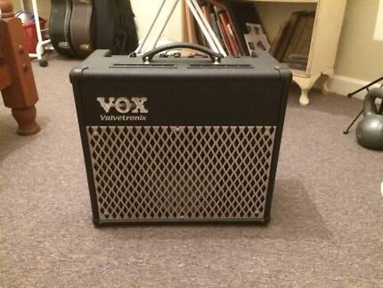 VOX ADVT30 Valvtronic amp