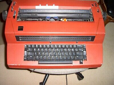 Ibm Selectric Typewriter 70s