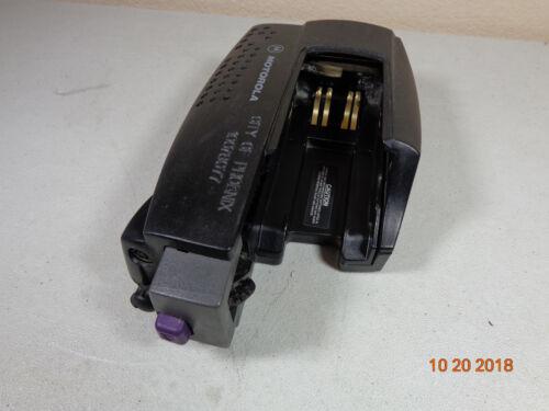Motorola XTS5000 VHF Radio XTVA XTS/MTP Adapter Convertacom charger NTN1606F #B