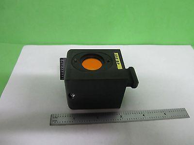Microscope Part Nikon Fluorescence Filter Cube Optics As Pictured Bin25-14-01