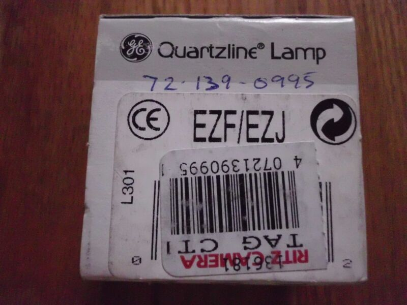 EZF/EZJ GE Projector Projection Lamp Bulb 68V 225W, New in Box