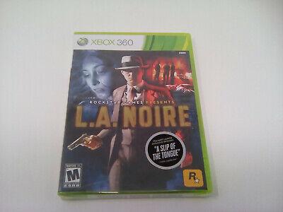 Usado, L.A. Noire Microsoft Xbox 360 Wal Mart Exclusive Slip of the Tongue DLC Sealed comprar usado  Enviando para Brazil