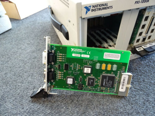 National Instrument NI PXI-8421 RS-485 Serial Plug-in Module Card 185410D-02