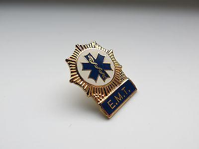 EMT Star of Life Pin  Rettungsdienst