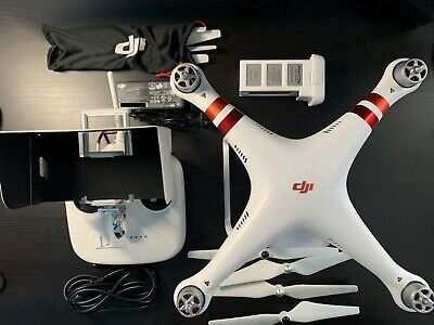 Whole DJI Phantom 3 Standard with Upgraded Phone/Tablet Mount for Controller