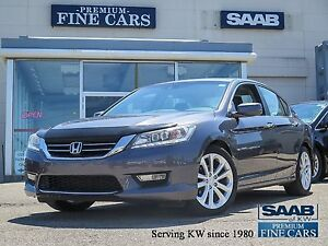 2013 Honda Accord TOURING with Navigation/Leather/Moonroof