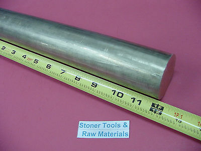 2 C360 Brass Round Rod 12 Long Solid 2.00 Diameter H02 Lathe Bar Stock
