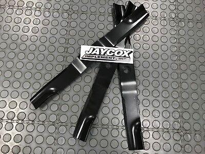 Kubota 72 Mower Blades Set Of 3 For Pro Deck Part K5677-34340