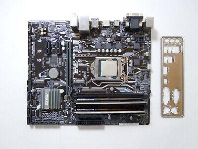 Intel Core I7-7700K 4,2 GHz QuadCore 8 MB Cache Prozessor