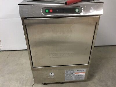 Hobart Lxi Series Commercial Dishwasher 130017 120240v Lxih Stainless Steel Usa