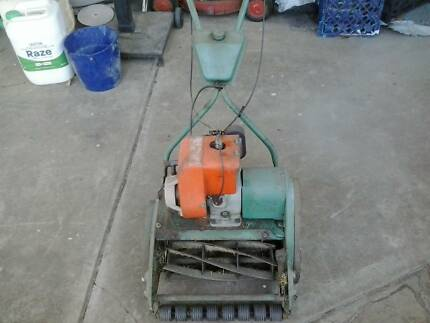 Barrel mower for parts. Enfield Port Adelaide Area Preview