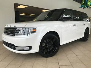 2017 Ford Flex AWD LIMITED Cuir Toit Pano Navigation