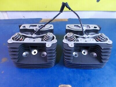 RECONDITIONED ENGINE CYLINDER HEADS 2014 HARLEY DAVIDSON 103 TWIN CAM MODELS