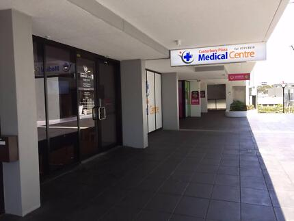 Room for rent at Canterbury Plaza Medicak Centre